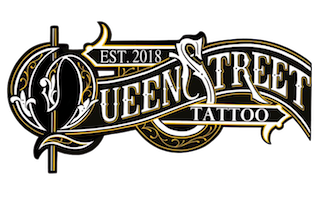 Queen Street Tattoo Logo