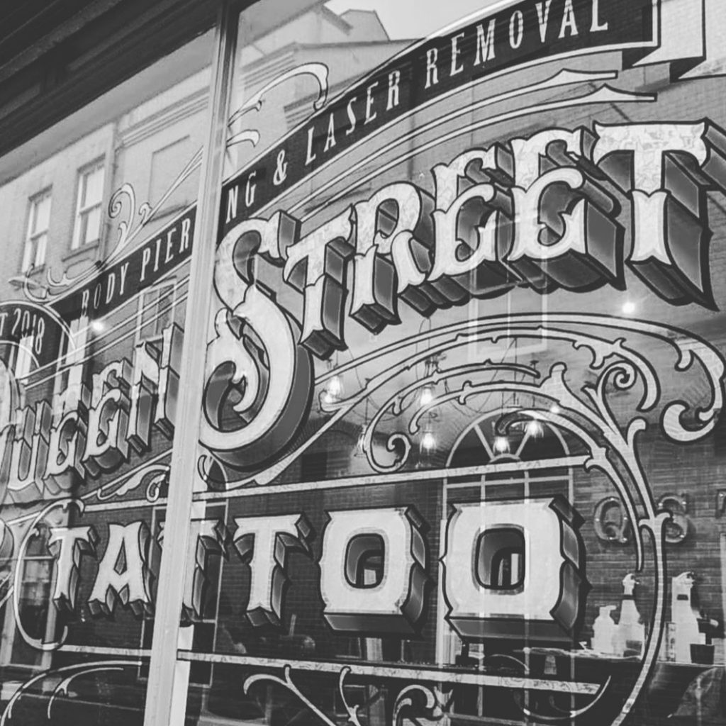Queen Street Tattoo, Hull